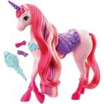 Barbie : Licorne Chevelure magique