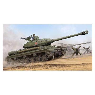 Maquette char : Char lourd soviétique JS-4 - Trumpeter-TR05573