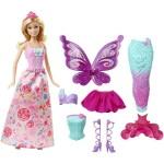 Poupée Barbie : Féérie 3 en 1