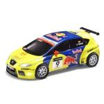 Voiture pour circuit SCX Compact : Seat León WTCC Gené