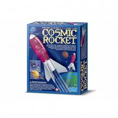 Expérience Science Card : Cosmic Rocket