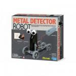 Kit de fabrication Robot détecteur de métaux