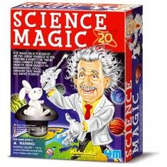 Illusionnisme : Petits tours scientifiques