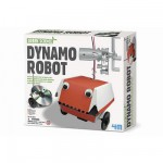 Kit création Green Science :  Dynamo robot