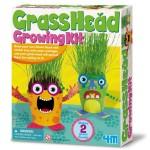 Kit de création : Tête d'herbe monstre