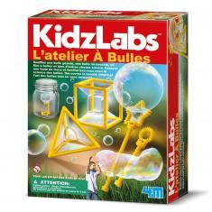 Kit de fabrication : L'atelier à bulles