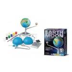 Kit de fabrication du modèle Terre Lune