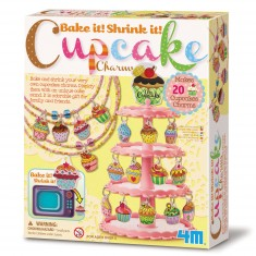 Kit de fabrication Green Creativity : Charme Cupcakes