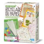 Kit de fabrication Green Creativity : Recyclage du papier