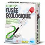 Kit de fabrication Green Science : Fusée écologique