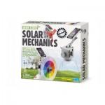 Kit de fabrication Green Science : Mécanique solaire
