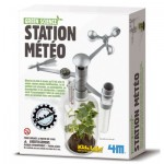 Kit de fabrication Green Science :  Station Météo