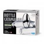 Kit de fabrication Green Science Fun Mechanics  Bottle Catamaran : Catamaran