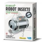 Kit de réalisation Green Science : Robot Insecte