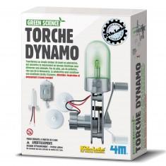 Kit de réalisation Green Science : Torche à dynamo
