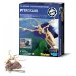 Ptérosaur Déterre ton dinosaure Kidz Labs