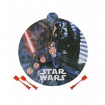 Cible magnétique avec fléchettes Star Wars