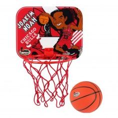 Mini panneau et ballon de basket : Toons NBA