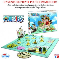 En route pour Grandine : One Piece
