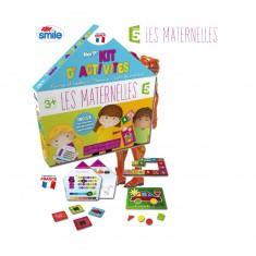 Jeu Les maternelles : Mon premier kit d'activités