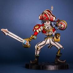 Figurine collector Zelda : Capitaine Zigouille