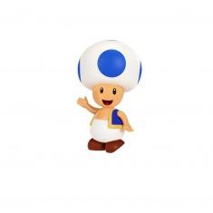 Figurine Nintendo Mario : Toad bleu