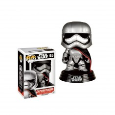 Figurine Star Wars Pop Vinyl 65 : First Order Stormtrooper