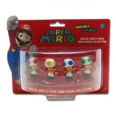 Figurines Nintendo - Pack Toad