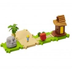 Micro Playset Nintendo : l'île de l'Aurore