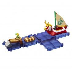 Micro Playset Nintendo Zelda : Lion Rouge