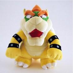 Peluche Nintendo Mario Bros Wii : Bowser