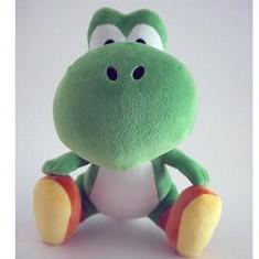 Peluche Nintendo Mario Bros Wii : Yoshi vert 24 cm