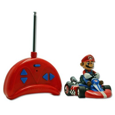 voiture radiocommand e nintendo mario kart wii rc control mario abysse corp magasin de. Black Bedroom Furniture Sets. Home Design Ideas