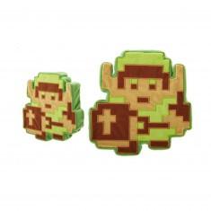 Peluche Nintendo : Link 8bit