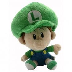 Peluche Nintendo Mario Bross : Luigi Bébé
