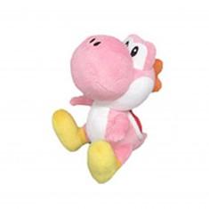 Peluche Nintendo Sanei : Yoshi rose 17cm