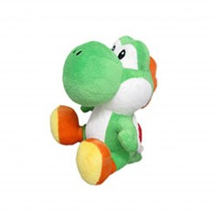 Peluche Nintendo Sanei : Yoshi Vert 17cm