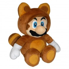 Peluche Nintendo Super Mario Bros Tanooki 28 cm