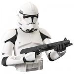 Tirelire Star Wars Buste : Clone Trooper