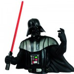 Tirelire Star Wars : Buste Dark Vador
