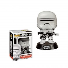 Figurine Star Wars Pop Vinyl 68 : First Order Flametrooper