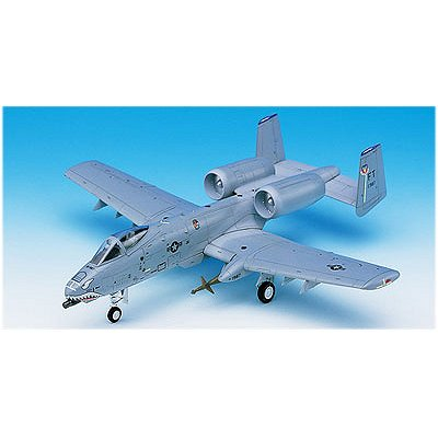 Maquette avion: A-10A OP Iraqi Freedom - Academy-12402