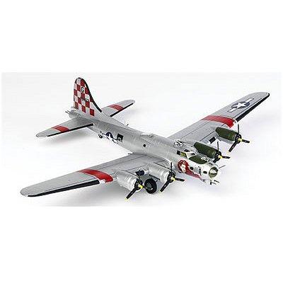 Maquette avion: B-17G Nose Art - Academy-12414