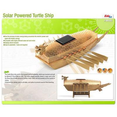 Maquette Edukit: Bateau solaire - Academy-E18135