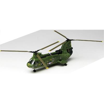 Maquette hélicoptère: CH-46 Guerre du Vietnam - Academy-12210