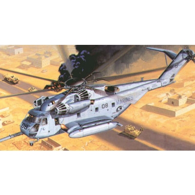 Maquette hélicoptère: CH-53E Sea Stallion - Academy-12209