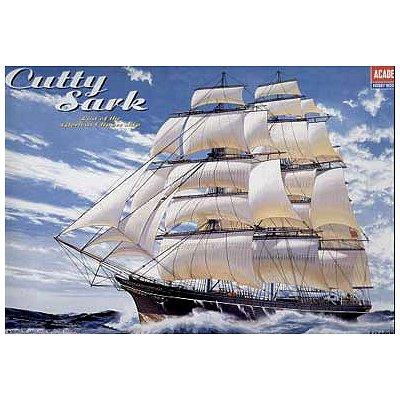 Maquette bateau: Cutty Sark: 1/160 - Academy-1445