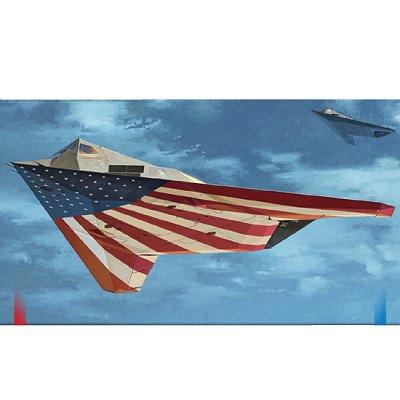 Maquette avion: F-117A Nighthawk Last Flight: Edition spéciale - Academy-12219