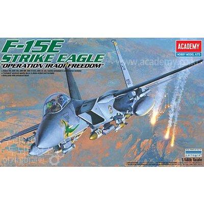 Maquette avion: F-15E Eagle  - Academy-12215