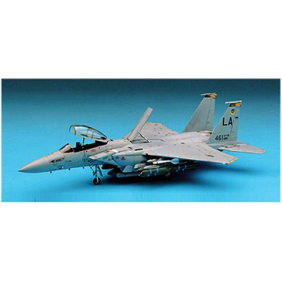 Maquette avion: F-15E Strike Eagle - Academy-2110